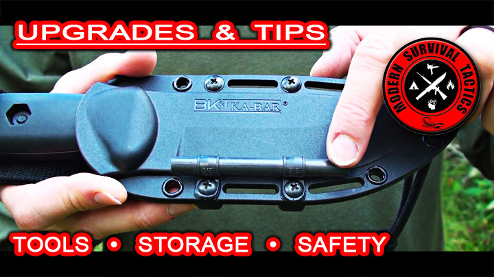 Upgrades & Tips / TOOLS, STORAGE & SAFETY